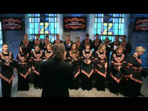 Kyiv Chamber Choir Live From Zoomer Hall October 31