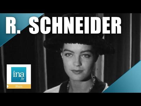 "Romy Schneider ""Sissi et la vie d'actrice"" | Archive INA"