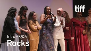ROCKS Cast and Crew Q&A | TIFF 2019