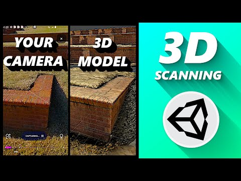 Getting Started With 3D Scanning For Unity3D