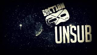 Unsub - The Dark Junglist / Untouchable [Drum and Bass] [SECTION8054D]