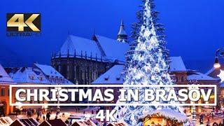 Christmas in Brasov 4K