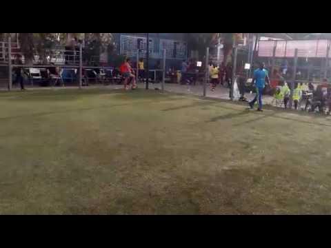 Semi finals at lizzy sport tournament Astros vrs barca kids ghana