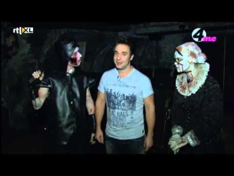 RTL Programma 4ME Bij 'The Amsterdam Dungeon'
