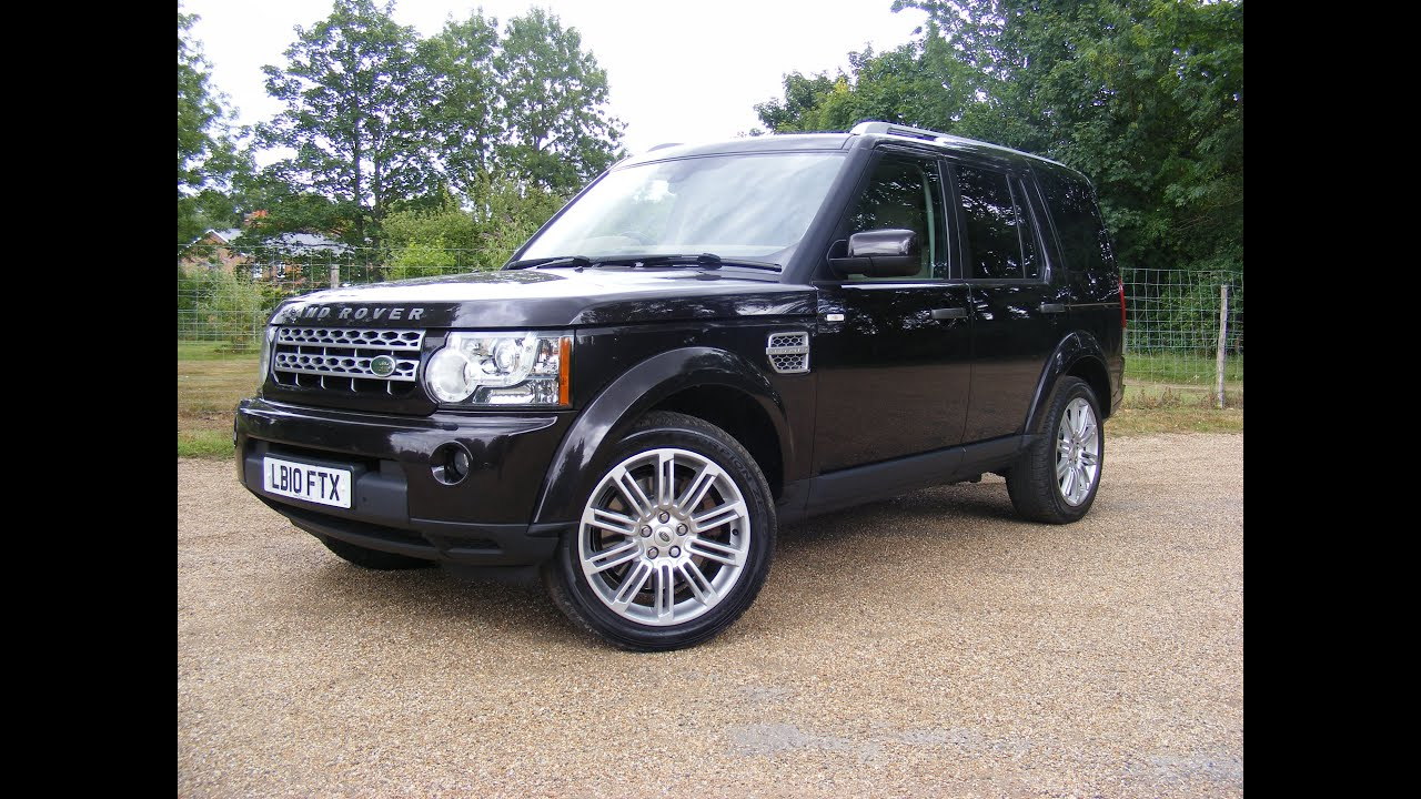 2010 land rover discovery 4 hse for sale in tonbridge. Black Bedroom Furniture Sets. Home Design Ideas