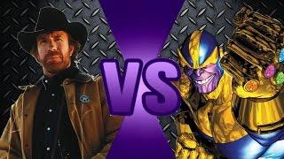 Chuck Norris Vs Thanos | Kewl Kombat Episode 2