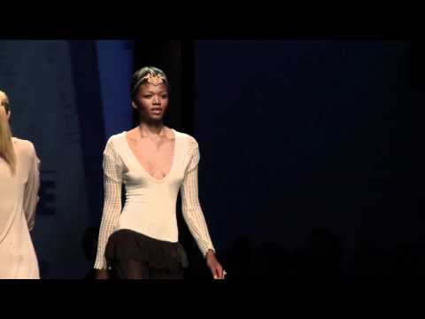 African Fashion Show: Samantha Constable 2012 Collection, SA Fashion Week, Elle new talent