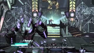 Transformers Fall of Cybertron: Ch. IX (Megatron Returns) [1080 HD]