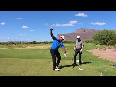 Nicklaus on the Role of the Lower Body According to Mike Malaska, PGA