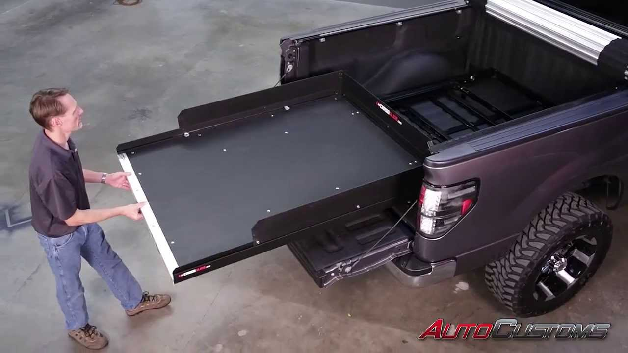 Cargo Glide Cg1500xl Bed Slide Review Autocustoms Com