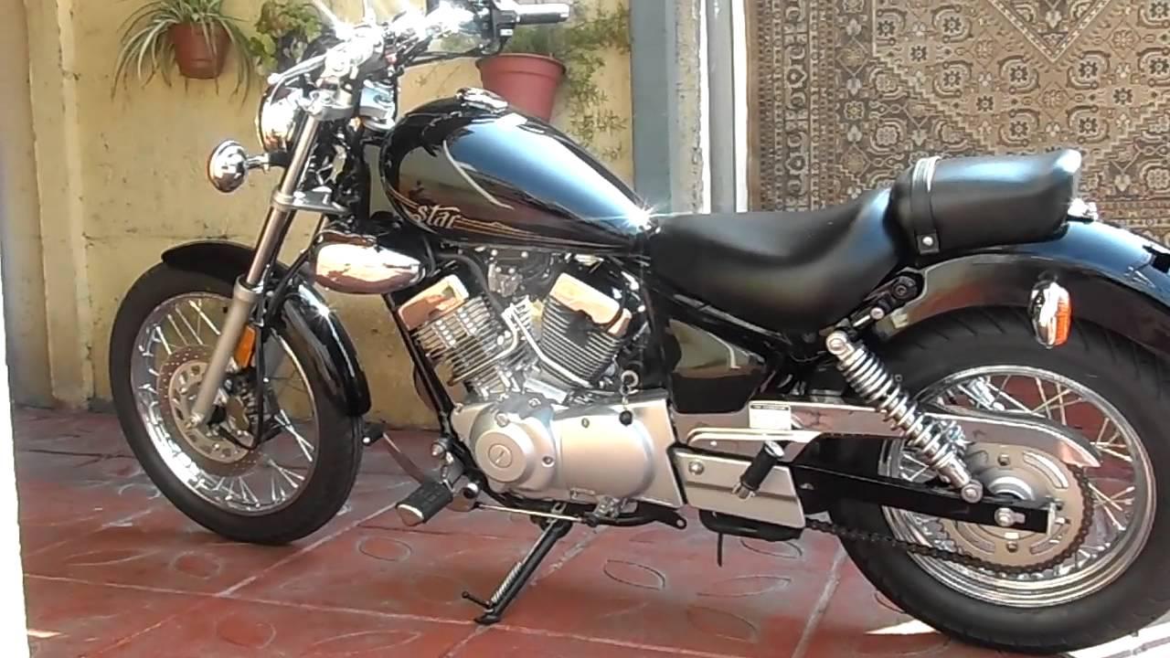 Yamaha Star.xv 250