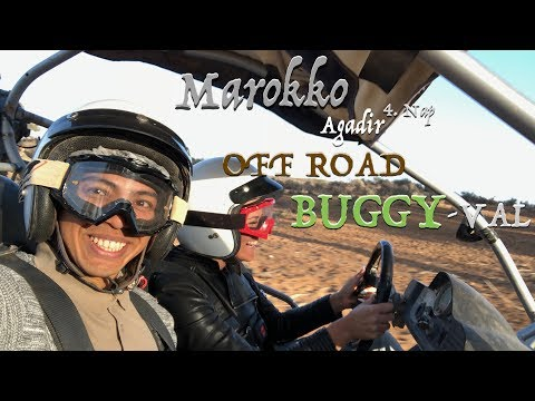 Marokko Napivlog #4 | OFF ROAD BUGGY | English Subtitles |
