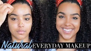 My Natural Every Day Makeup Routine!