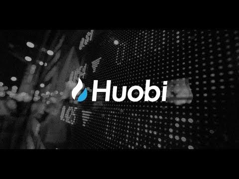 Huobi.pro | Hướng dẫn đăng ký tạo tài khoản trên sàn Huobi
