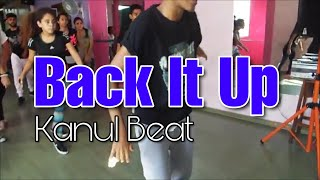 Video Kanul Beat - Back It Up & Dump It /  Academia Energy Dancers download MP3, 3GP, MP4, WEBM, AVI, FLV Maret 2018