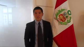 Interview with Peruvian awarded at UNIDO's English Essay Competition