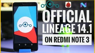 Official Lineage 14.1 On Redmi Note 3  Features+Benchmark (How To Install)