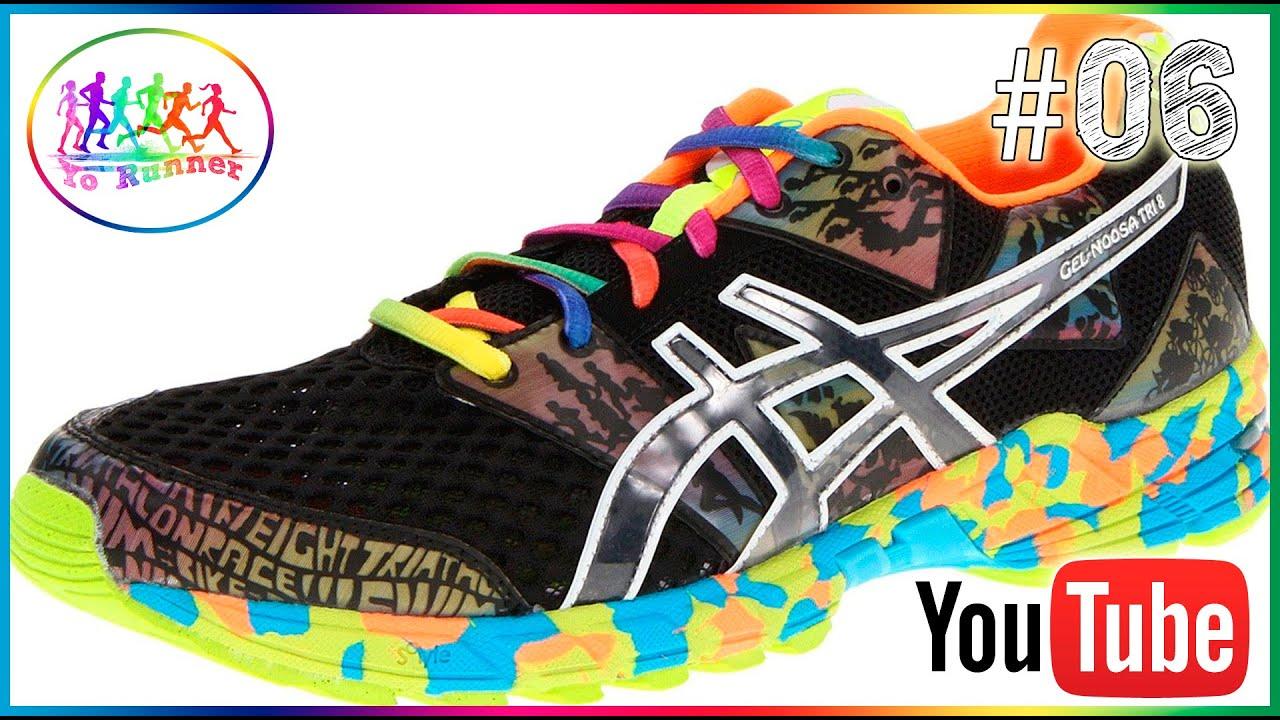 zapato asics triatlón gel-noosa tri 8
