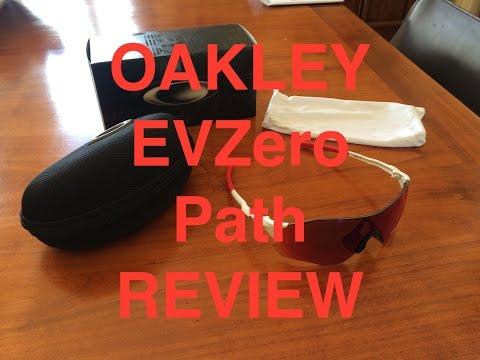 Oakley EVZero Path Prizm Sunglasses Review