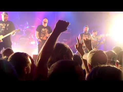 Hatebreed in Jacksonville FL HiDef 'Tear It Down' 'Perseverance'