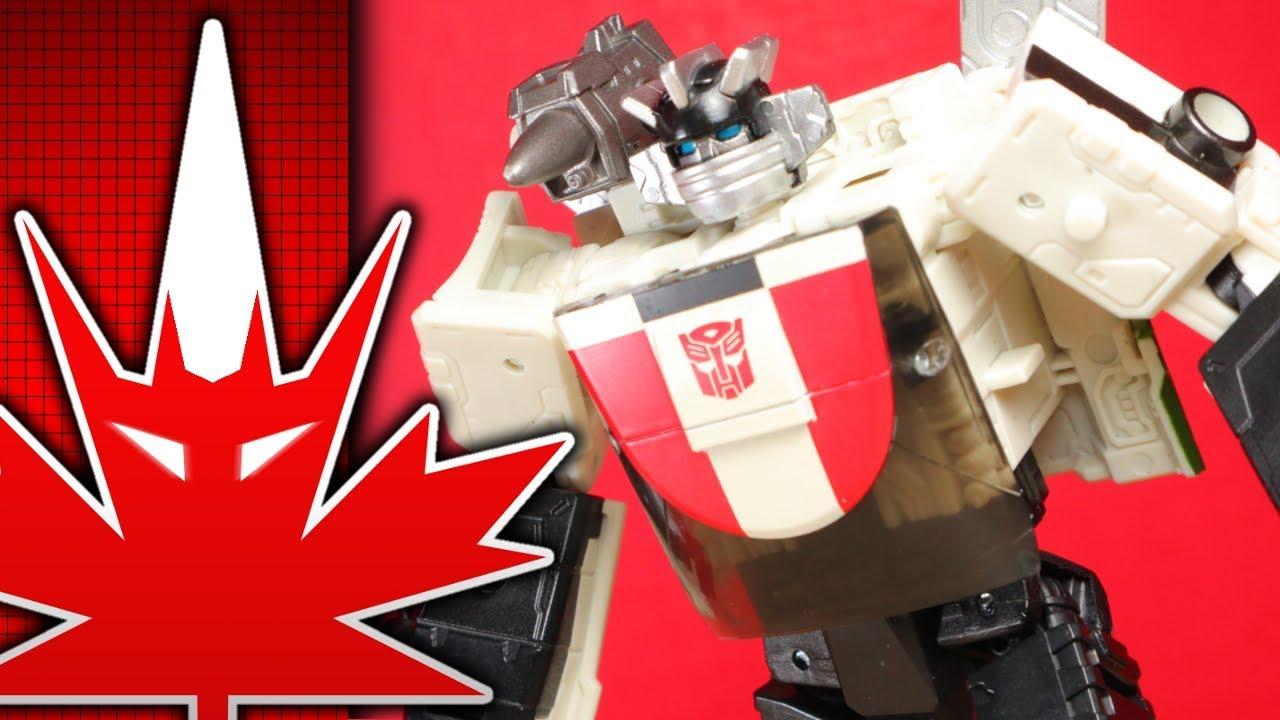 Transformers Generations Earthrise Wheeljack By TFanPage101