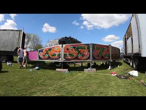 Waltzer Build Up - Shaun Rogers @ Westfield Fun Park 2019