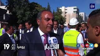 أمانة عمّان: إغلاق نفق الصحافة سيستغرق عاما كاملا