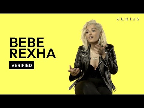 "Bebe Rexha ""The Way I Are (Dance With Somebody)"" Official Lyrics & Meaning 