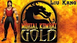 Liu Kang - Mortal Kombat Gold HD/60 fps Playthrough