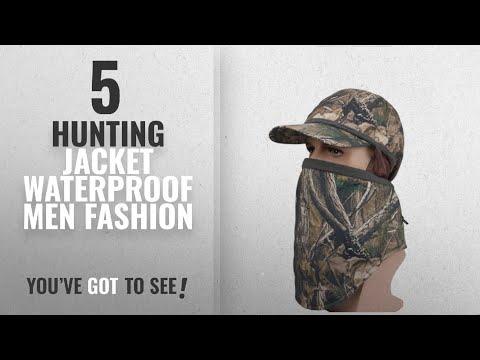Top 10 Hunting Jacket Waterproof [Men Fashion Winter 2018 ]: Hunting Jackets Waterproof Hunting