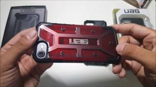 Top 4 iPhone 7 Rugged UAG Cases!