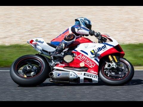 "Ducati Panigale S  ""Stocksport"" Motogroup Umbau   Details & Fahraufnahmen"