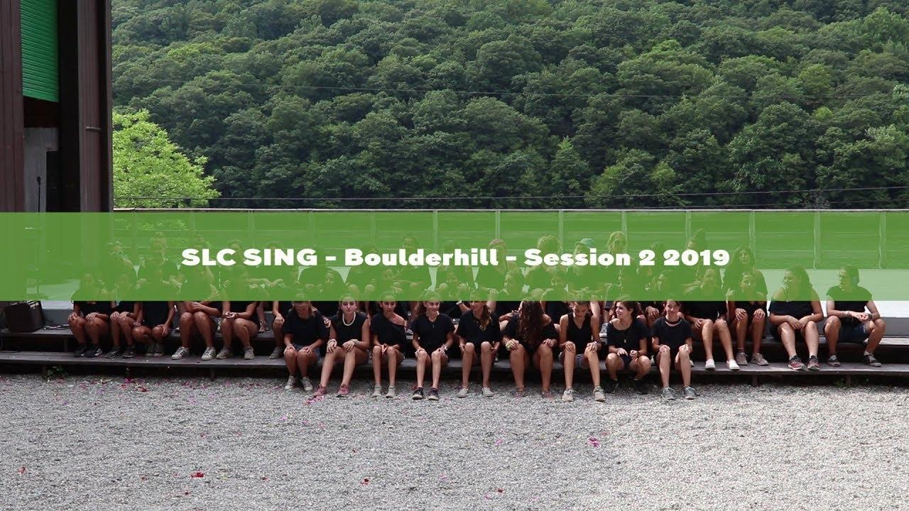 Sing - Session 2 - 2019 -Boulder Hill