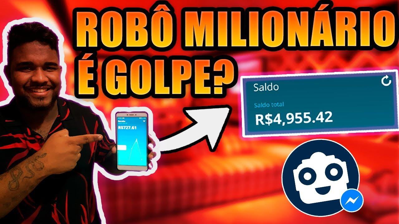 joão pedro robô milionário