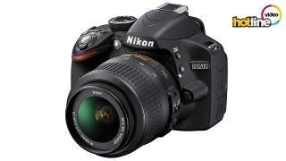 Обзор Nikon D3200