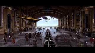 Star wars la bataille de Naboo (Espace) 1080P