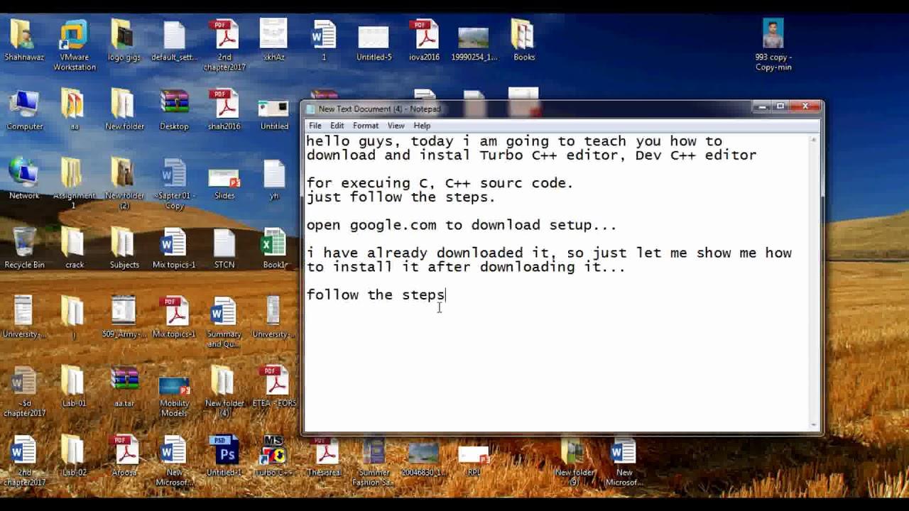 😱 Dev c++ free download for windows 7 home basic 64 bit