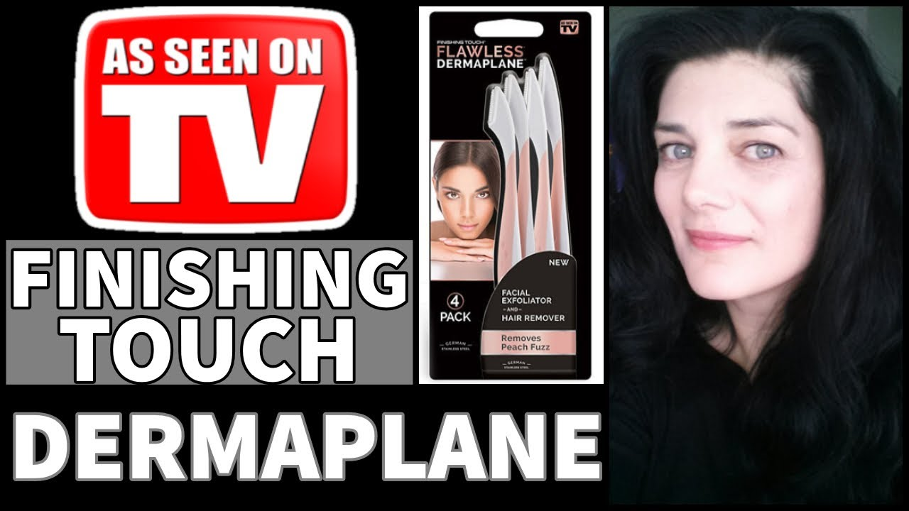 Finishing Touch Flawless Dermaplane