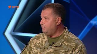 Министр обороны Полторак: Скоро США дадут 100 млн. дол. на повышение обороноспособности Украины
