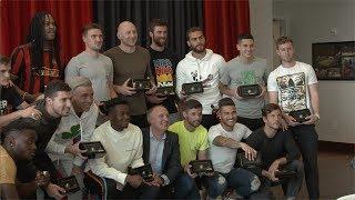 The Atlanta United MLS Cup Championship Ring Ceremony