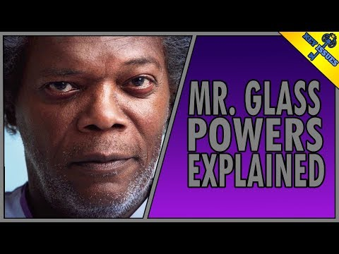 Mr. Glass | Powers Explained (Theory)