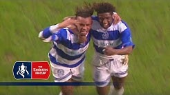 Trevor Sinclair's overhead kick v Barnsley (1997) Best Ever FA Cup Goal?   From the Archive