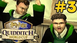 "Dark Plays: Quidditch World Cup [03] - ""Scary Slytherin"""