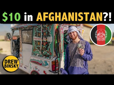 What Can $10 Get You in AFGHANISTAN?