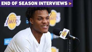 2019 End of Season Interview: Jemerrio Jones