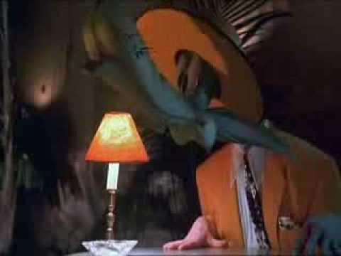 Excited Wolf Howl Scene From The Mask With Jim Carrey Youtube