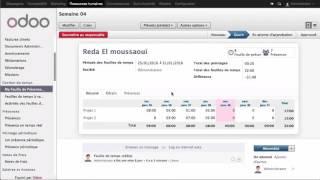 Paie Maroc - Gestion RH - Odoo / OpenERP