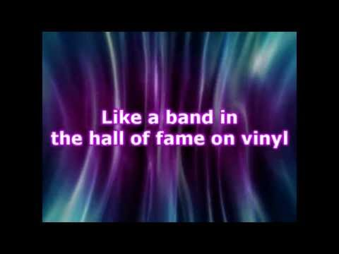William Michael Morgan  - Vinyl (Lyrics)