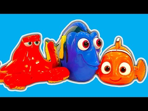 Finding Dory Film Review Explained With Finding Dory Toys