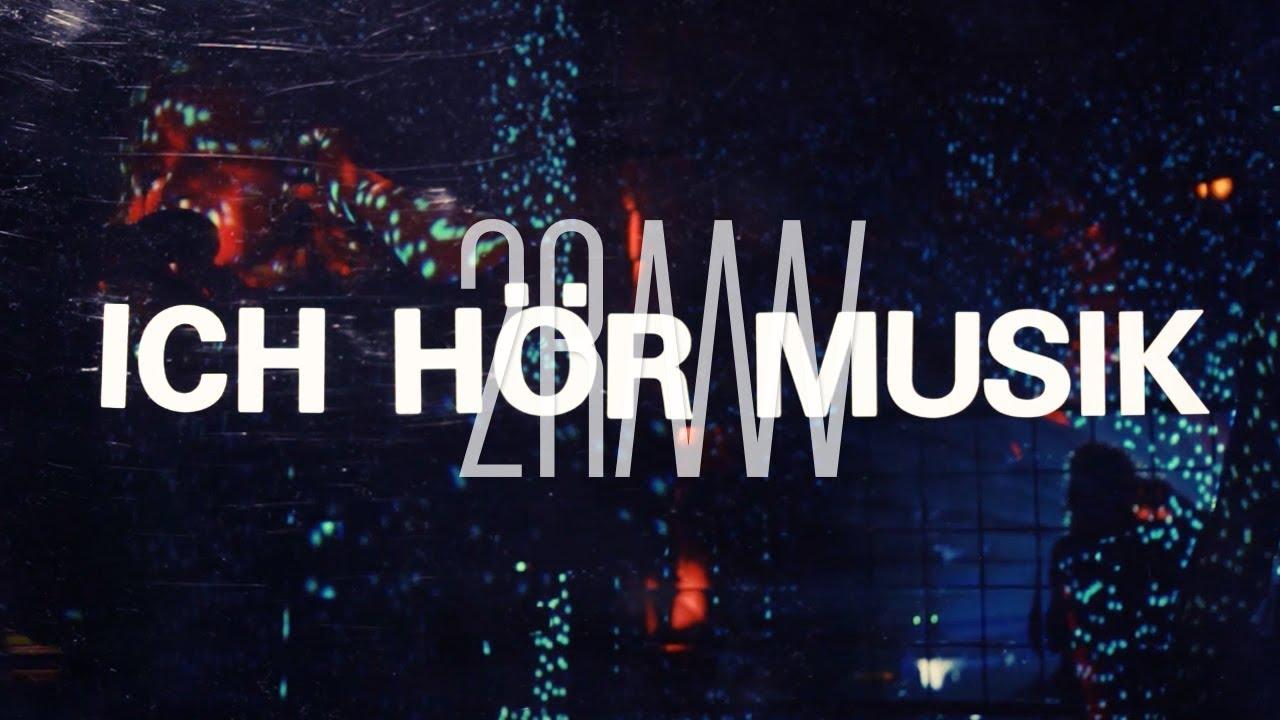 2RAUMWOHNUNG - Ich hör Musik wenn ich dich seh (Official Lyricvideo)